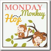 Monday Monkey Hop at Mommy of Two Little Monkeys