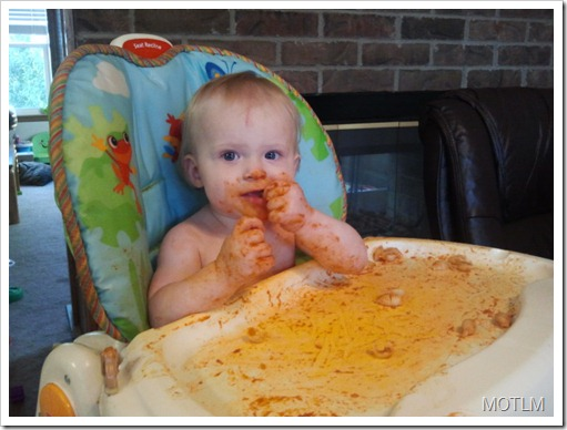 Spaghetti Night Is A Mess!