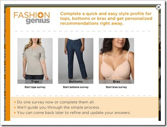 Fashion Genious Survey