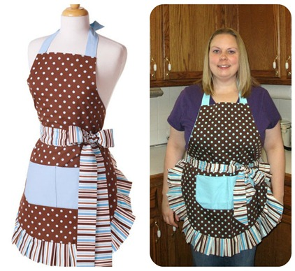 Flirty Aprons are Perfect For Real Women, Men & Children : Review & Giveaway Ends 10/18