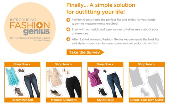 Fashion Genius Survey