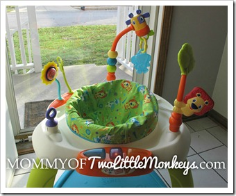 Bright Starts Bounce Bounce Baby Entertainers