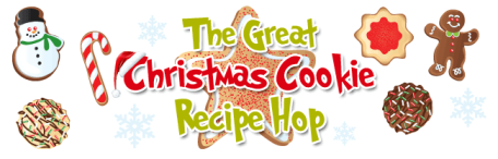 The Great Christmas Cookie Recipe Hop