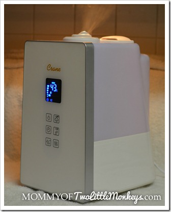 Crane Germ Defense Humidifier