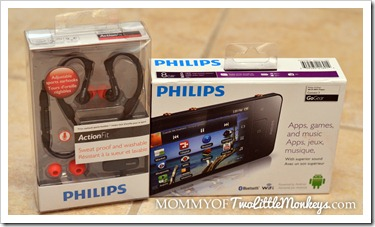 Philips GoGear Connect 3