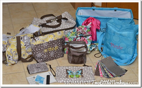 Thirty One Spring 2012 Enrollment Kit