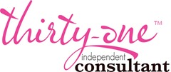 Thirty One Independent Consultant