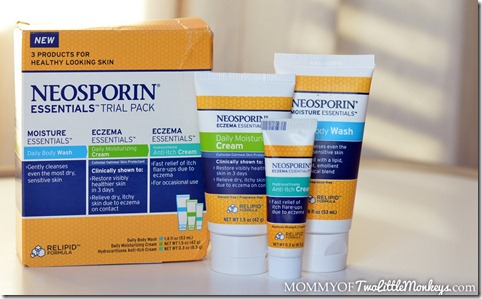 Neosporin Essentials For Eczema