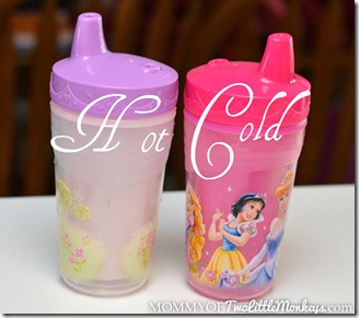 Insulated Sippy Cups