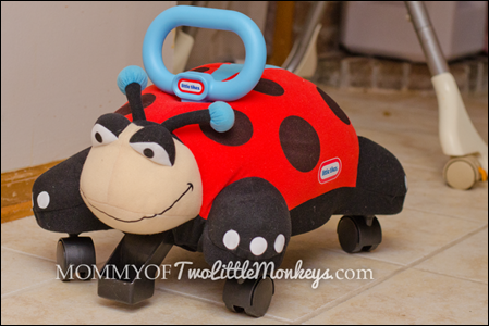 Little Tikes Ride On Toys : Little tikes pillow racers are a rollin good time giveaway ends