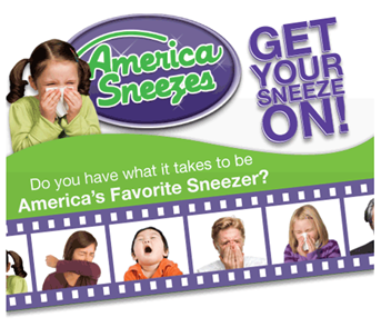 America Sneezes - Get your Sneeze On!