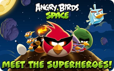 Angry Birds Space New Edition