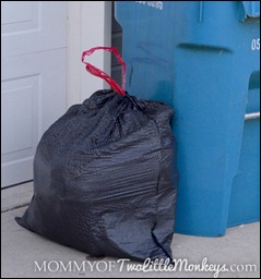 glad trash bag
