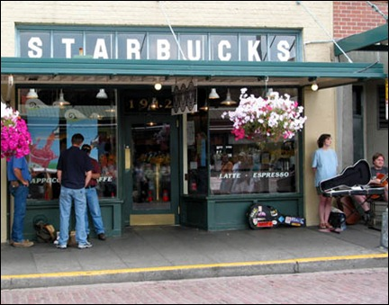 First_Starbucks