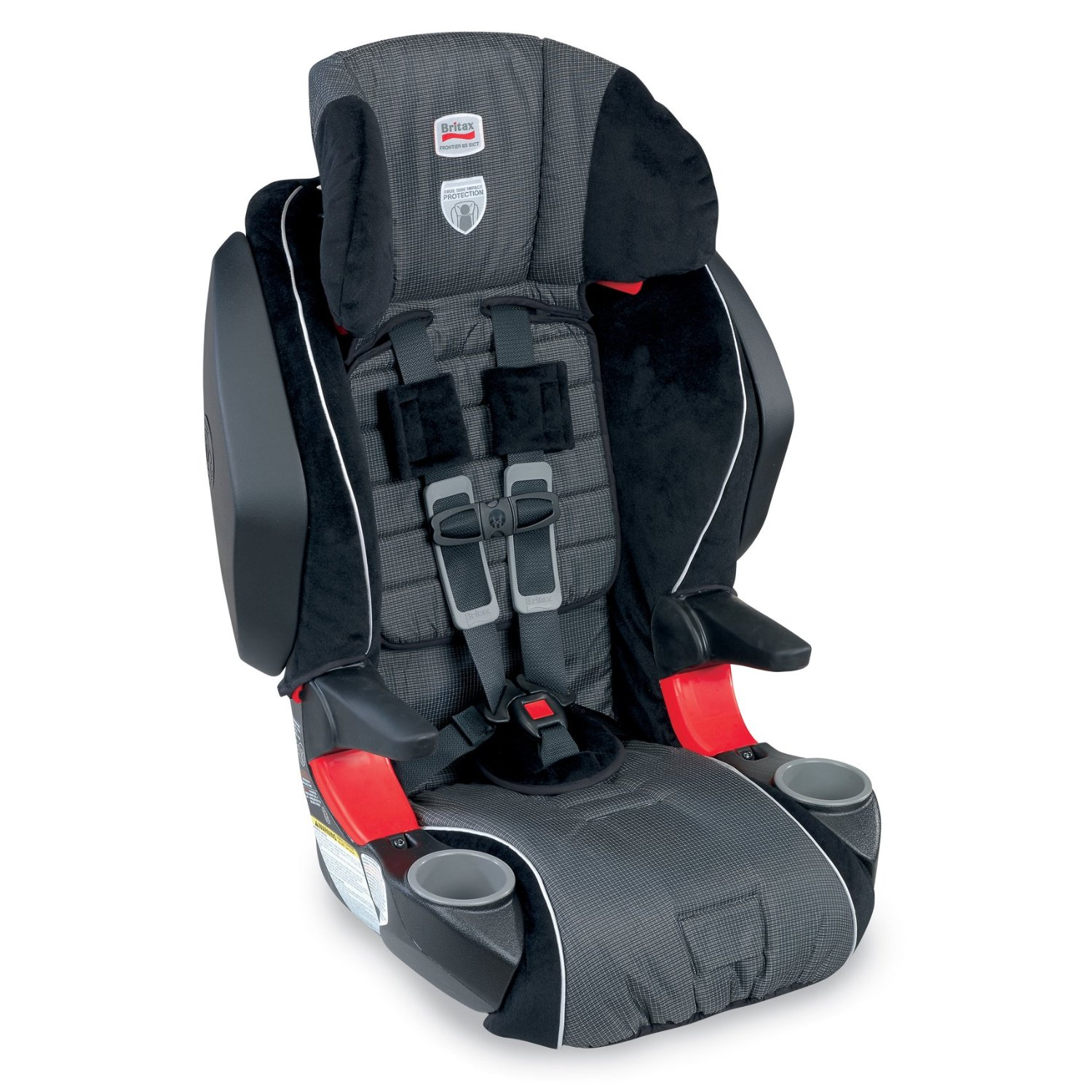 britax frontier 85 sict booster car seat review giveaway rv ends 4 27 us can. Black Bedroom Furniture Sets. Home Design Ideas