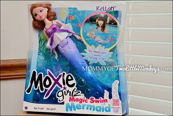 moxie girlz swim mermaid
