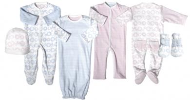 Gender Neutral Designer Baby Clothes From Twotara