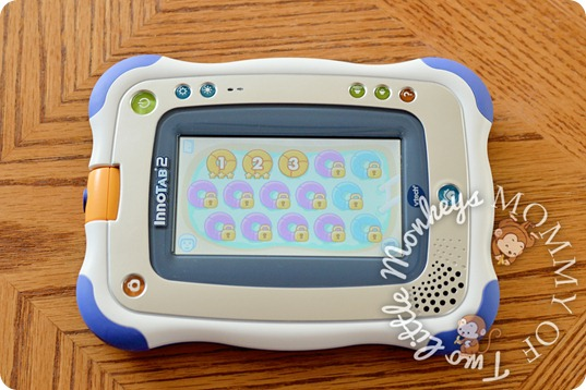 Innotab 2 tablet for kids