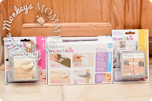 Simple & Effective Child Proofing Solutions from Munchkin