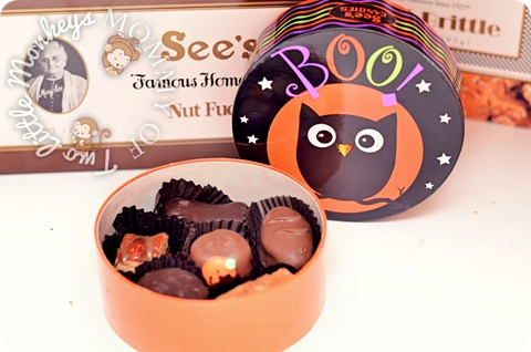 Halloween Chocolate Gift Box