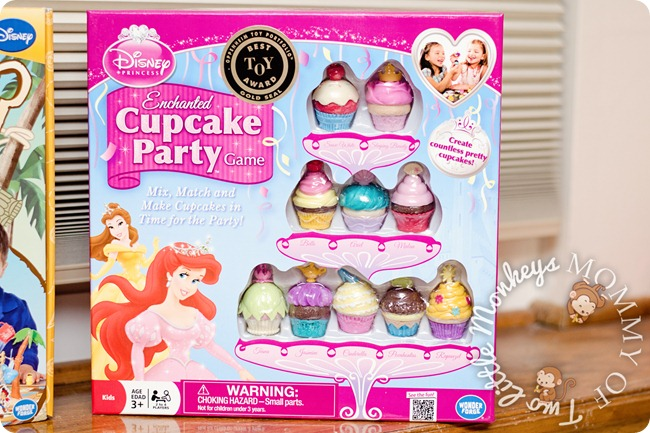 cupcake party game