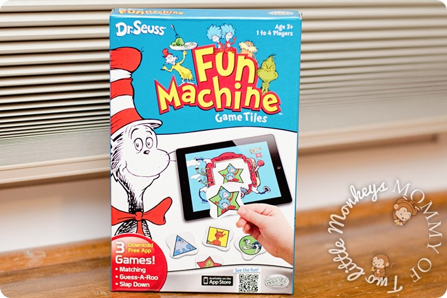 dr suess fun machine app