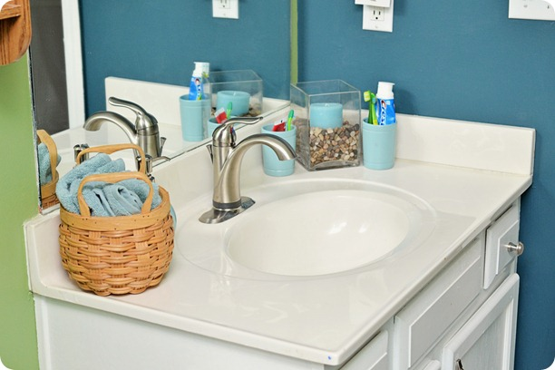 Revealing Children S Bathroom And Guest Bathroom Makeover