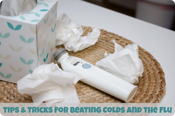 Tips to beat the cold and flu