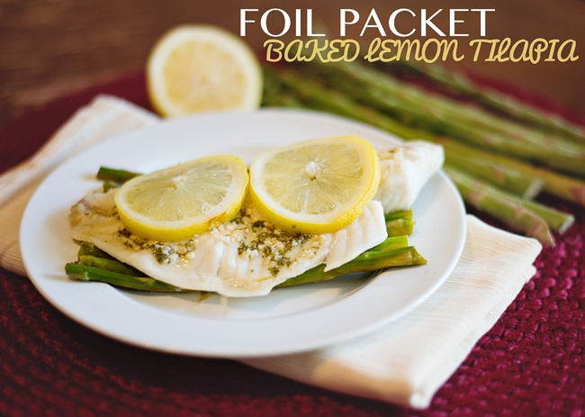 Baked Garlic Lemon Tilapia Recipes — Dishmaps
