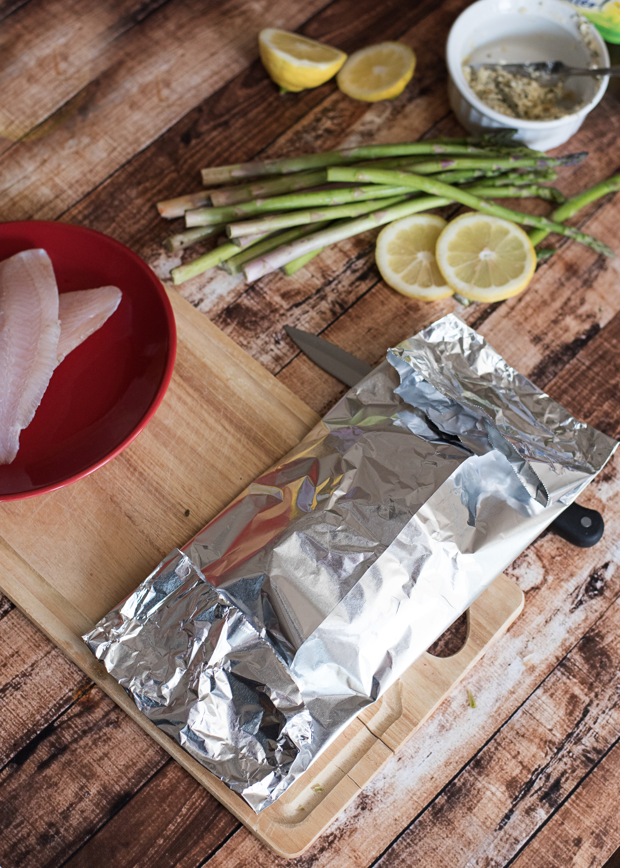 Tilapia Foil Packets Grilled Or Baked Lemon Recipe Both Ways