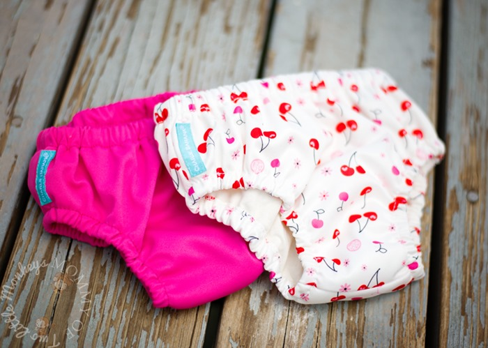 charlie banana cloth swim diapers