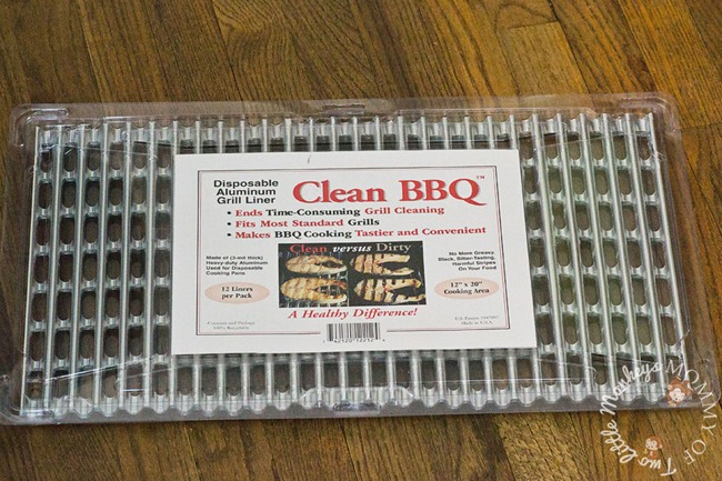 Clean BBQ Liners