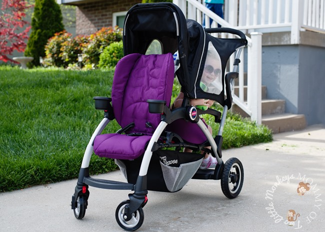 Joovy Sit and Stand Stroller Review - The Ultimate Stroller!