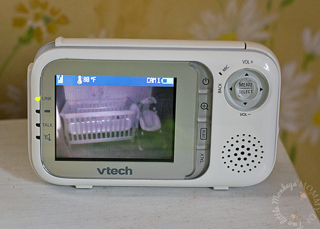 VTech Safe & Sound Baby Monitor