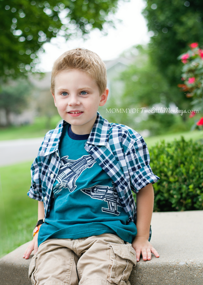 Boys clothing from Gymboree
