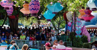 Adventures at Disneyland California - Main Street and Meeting the Princesses