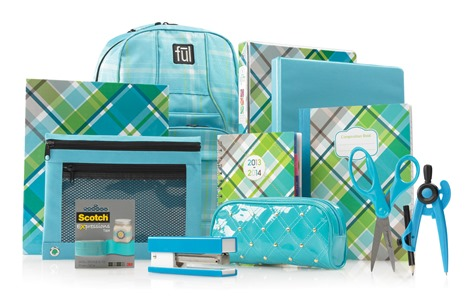 "be cool at school with the officemax back to school ""bevy"