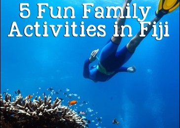 5 Family Activities in Fiji That Are Kid Friendly and Fun