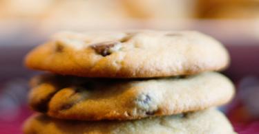 Peanut Free Chocolate Chip Cookies