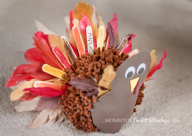 craft ideas for popsicle sticks popsicle stick crafts thanksgiving turkeys 6225