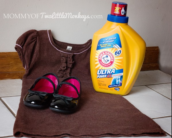Getting Our House Holiday Ready with Arm & Hammer #MC