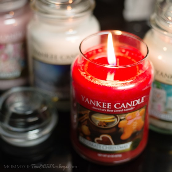 Shop Yankee Candle Company for the Holidays {Free Candle Offer}
