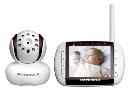 Target & Motorola MBP36 Baby Video Monitor Holiday Promotion