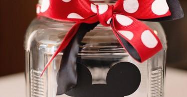 Disney Savings Jar