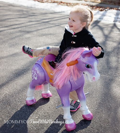 Little Tikes GiddyUp 'N Go Pony