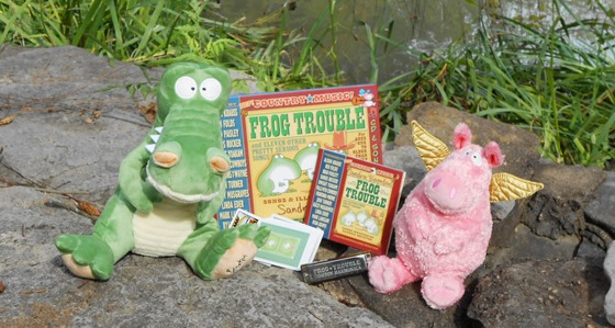 Sandra Boynton Frog Trouble Collection