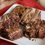 Marble Cheesecake Brownies Recipe