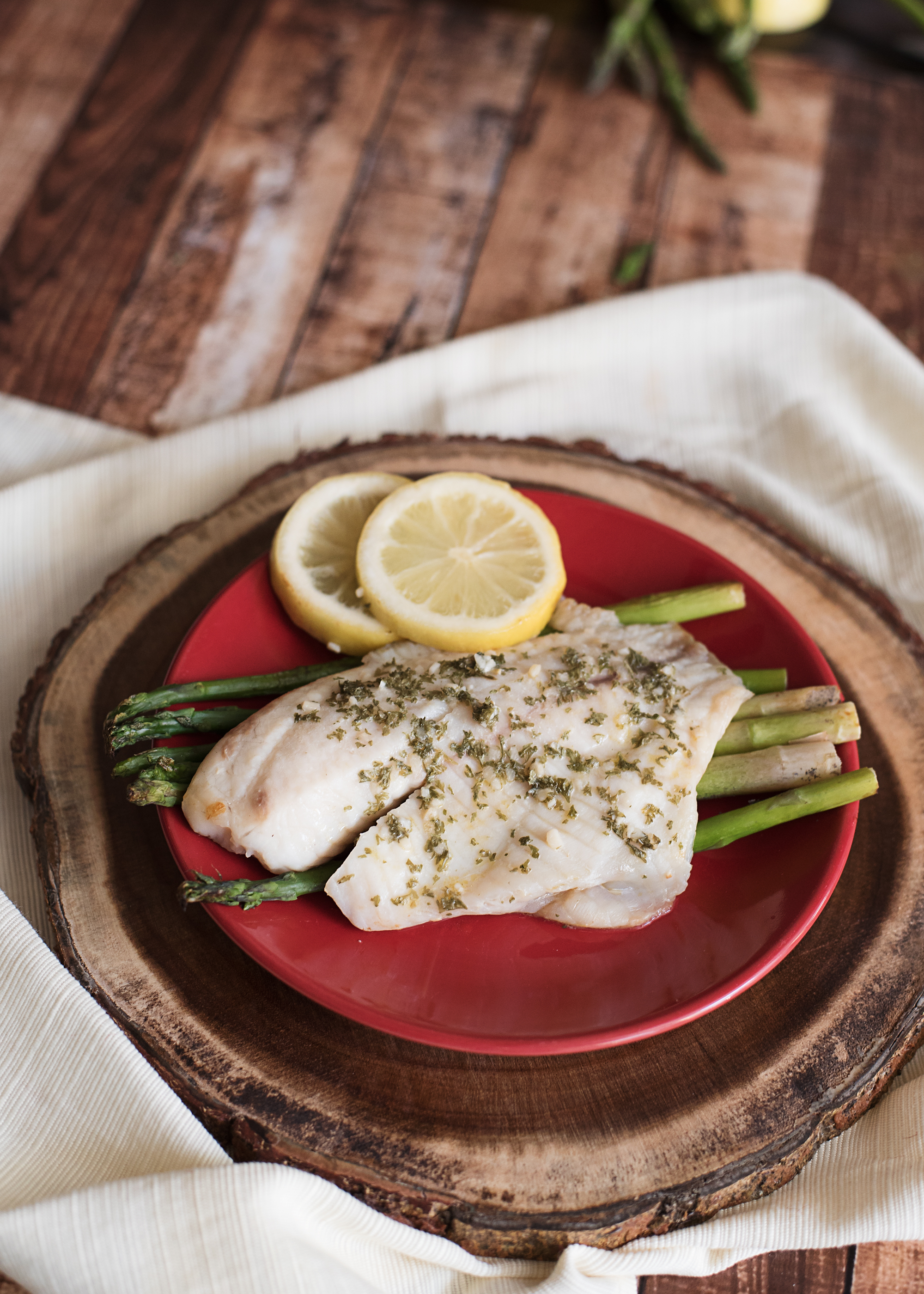 Tilapia Foil Packets Grilled or Baked Lemon Recipe - Both Ways!