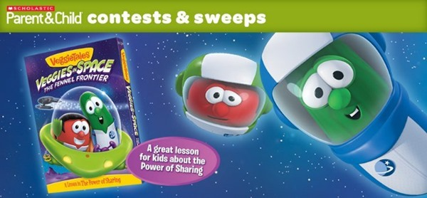 VeggieTales-Build-Your-Childs-Libary-Sweepstakes