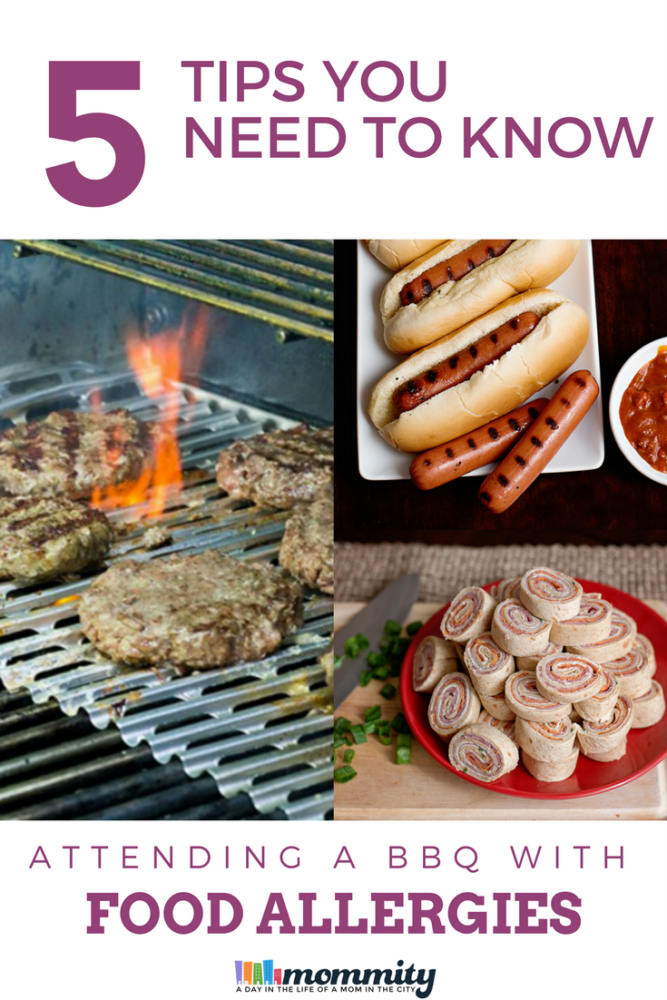 5 Tips You Need To Know Eating A Bbq With Food Allergies